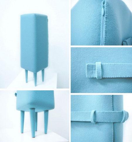 تصاميم ديكورات منزلية بستايلات ملابس4
