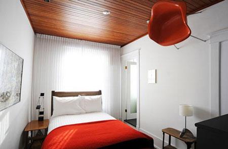 تصاميم غرف نوم صغيرة جدا7