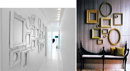 تصاميم ديكورات جدران حائط متناسقة15