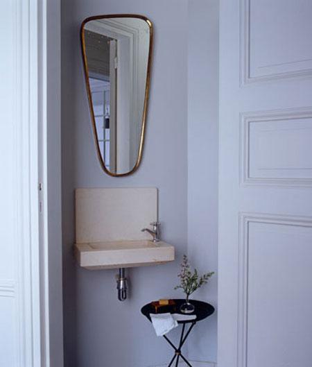 افكار لاضافة لمسة جمالية للحمامات الصغيرة3
