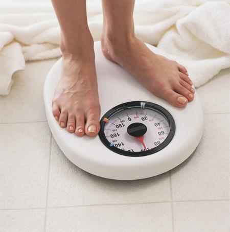 خطة لتخفيف الوزن