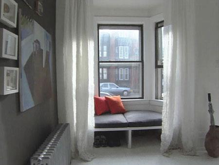 8 افكار تصاميم مقاعد اسفل النوافذ2
