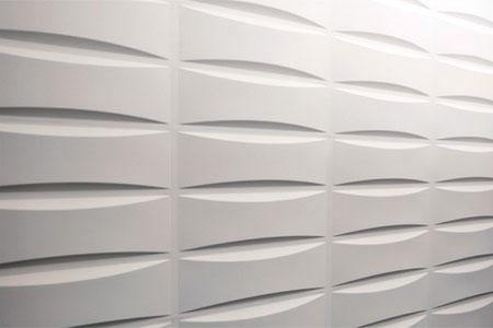افكار تصاميم ديكورات جدران ثلاثية الابعاد3