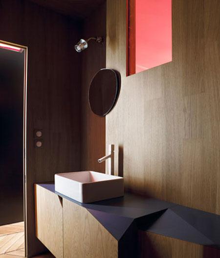 افكار لاضافة لمسة جمالية للحمامات الصغيرة2