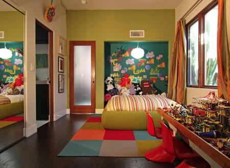 انشاء غرفة كيفما يحبها طفلك