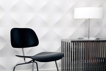 افكار تصاميم ديكورات جدران ثلاثية الابعاد2
