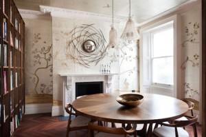 افكار ادخال التصميمات المعدنية في الديكور المنزلي1