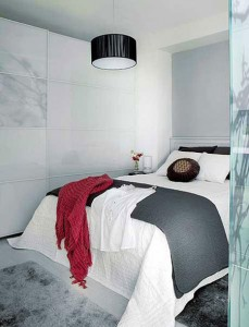 تصاميم غرف نوم صغيرة جدا1