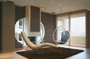 افكار تصاميم نوافذ دائرية مميزة و عصرية