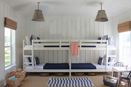 تصاميم غرف اطفال مشتركة ثلاثة اطفال و اكثر7