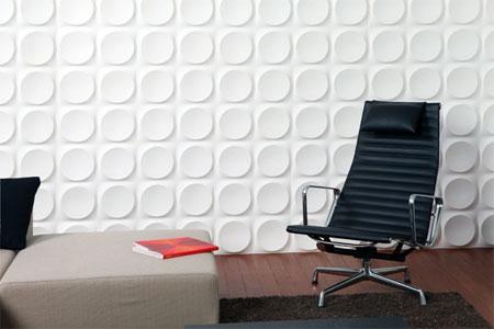 افكار تصاميم ديكورات جدران ثلاثية الابعاد8