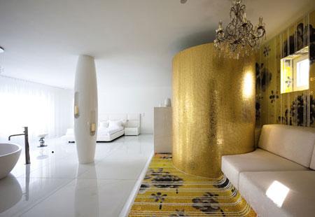 افكار ادخال التصميمات المعدنية في الديكور المنزلي8