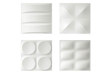 افكار تصاميم ديكورات جدران ثلاثية الابعاد6