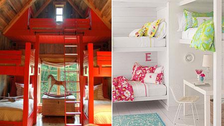 تصاميم غرف اطفال مشتركة ثلاثة اطفال و اكثر4