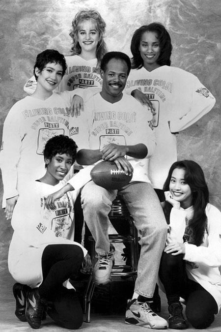 جينيفر لوبيز في بداية التسعينات  Jennifer Lopez