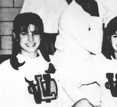 ساندرا بولوك في الثانوية العامة Sandra Bullock