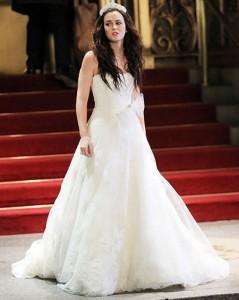 ثوب زفاف بلير غوسيب غيرل Gossip Girl