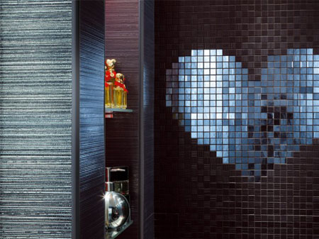 تصاميم بلاط  حمام موزاييك سيراميك2