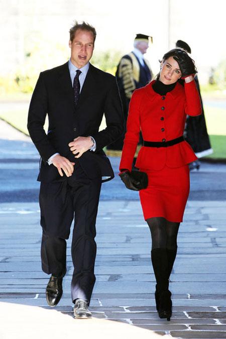 كيت ميدلتون, ارتداء الجوارب مع كل شيء مثل كيت ميدلتون