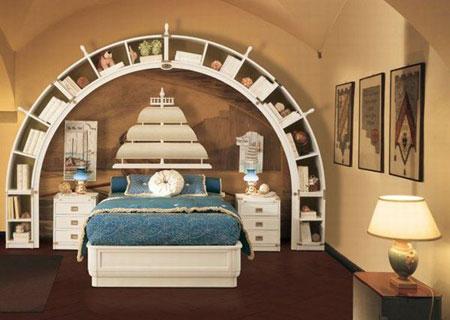 تصاميم غرف خاصة للاولاد9