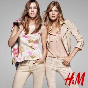 موديلات انيقة من اتش اند ام H&M لربيع 2013