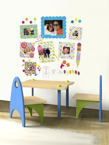 افكار ديكورات لتزيين غرف الاطفال