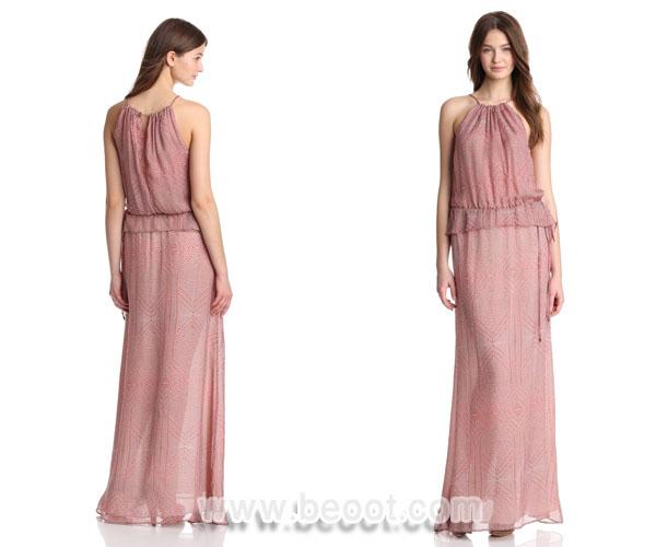 فستان ماكسي من ديريك لام Derek Lam