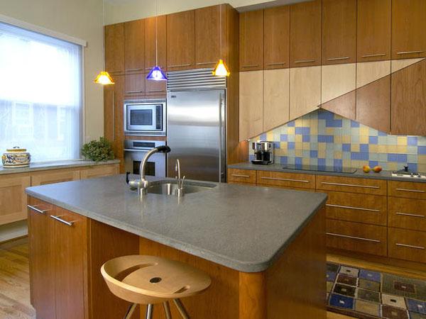 لاتقم بتصميم المطبخ لشخص واحد