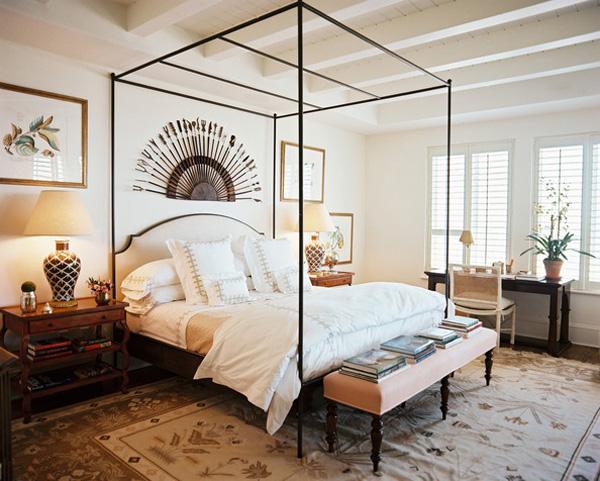 كيفية انشاء غرفة نوم تقليدية شيك