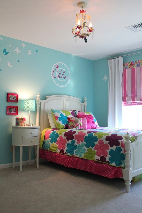 Bedroom ideas for 14 year olds