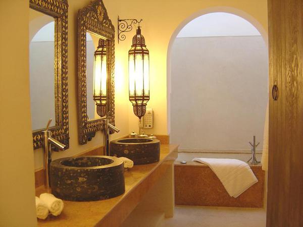 Salle De Bain Marocaine Traditionnelle