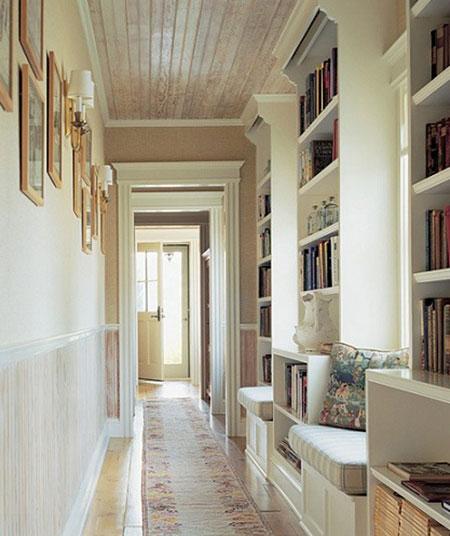 Small House Design Ideas Interior Design Bookmark 14357: افكار للاستفادة من الممرات و المداخل المنزلية